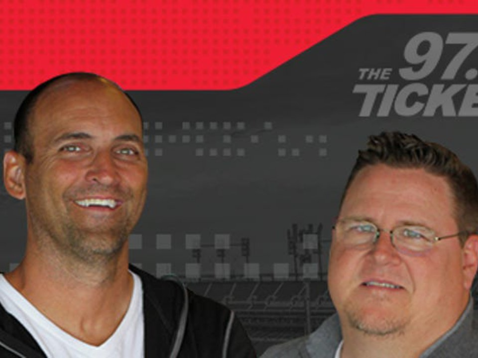 97.1 The Ticket - Detroit Sports Talk All Day | Two Chicks Cocktails