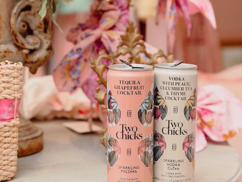 Two Chicks Cocktails - Canned Cocktails - ready to drink