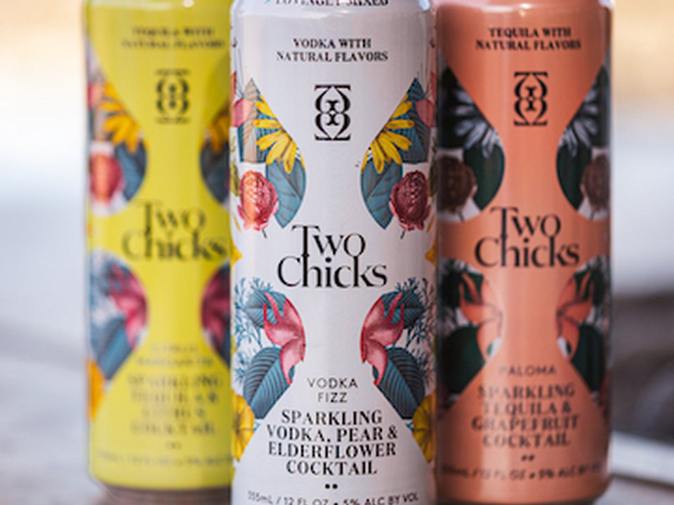 Two Chicks Cocktails - Canned Cocktails