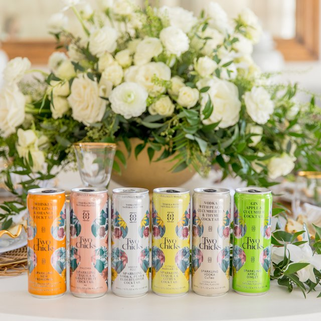Two Chicks Canned Cocktails, Sparkling RTD, ready to drink cocktails_The Daily Front Row, the Daily Summer 2019