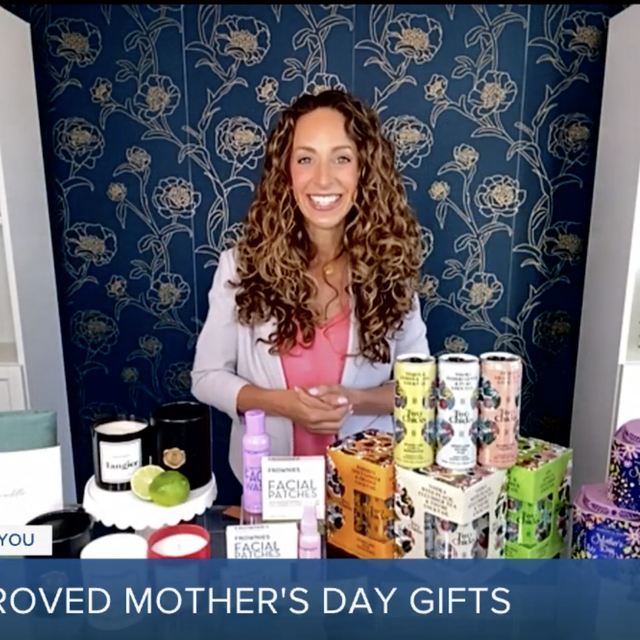 Two Chicks Cocktails is a Mom-Approved Mother's Day Gift Guide with Entertainment Host Carly Dorogi with Hello Capital M - WXYZ Detroit ABC7