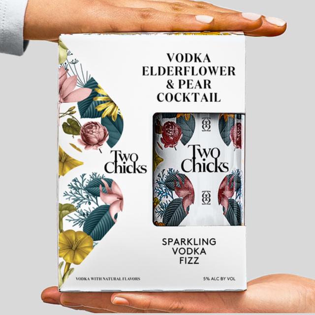 Two Chicks Canned Cocktails, Sparkling RTD, ready to drink cocktails_Hard Seltzer News