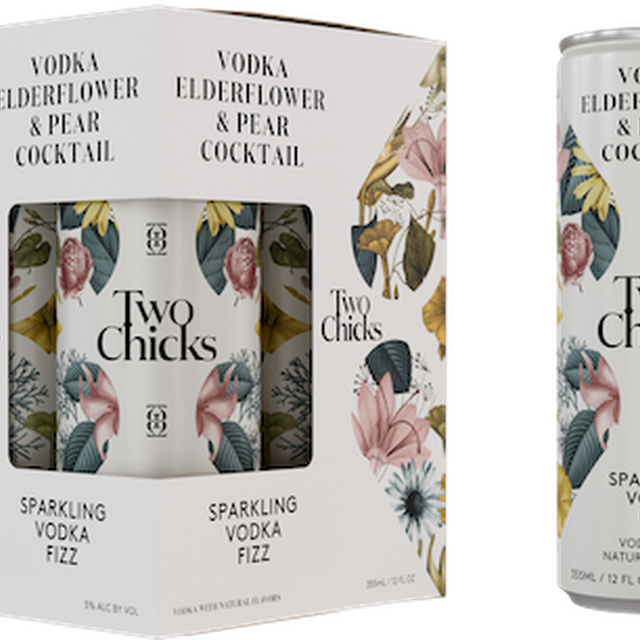 Eater | Two Chicks Cocktails | Ready-to-drink Canned Cocktails