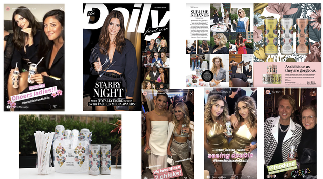 The Daily Front Row Fashion Media Awards and Two Chicks Cocktails